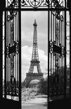 Wizard + Genius Wallpaper Giant Art 00644 La Tour Eiffel,1909 By Colemans
